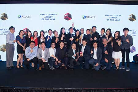 XGATE Takes Gold At AOTY 2018 For Second Year Running